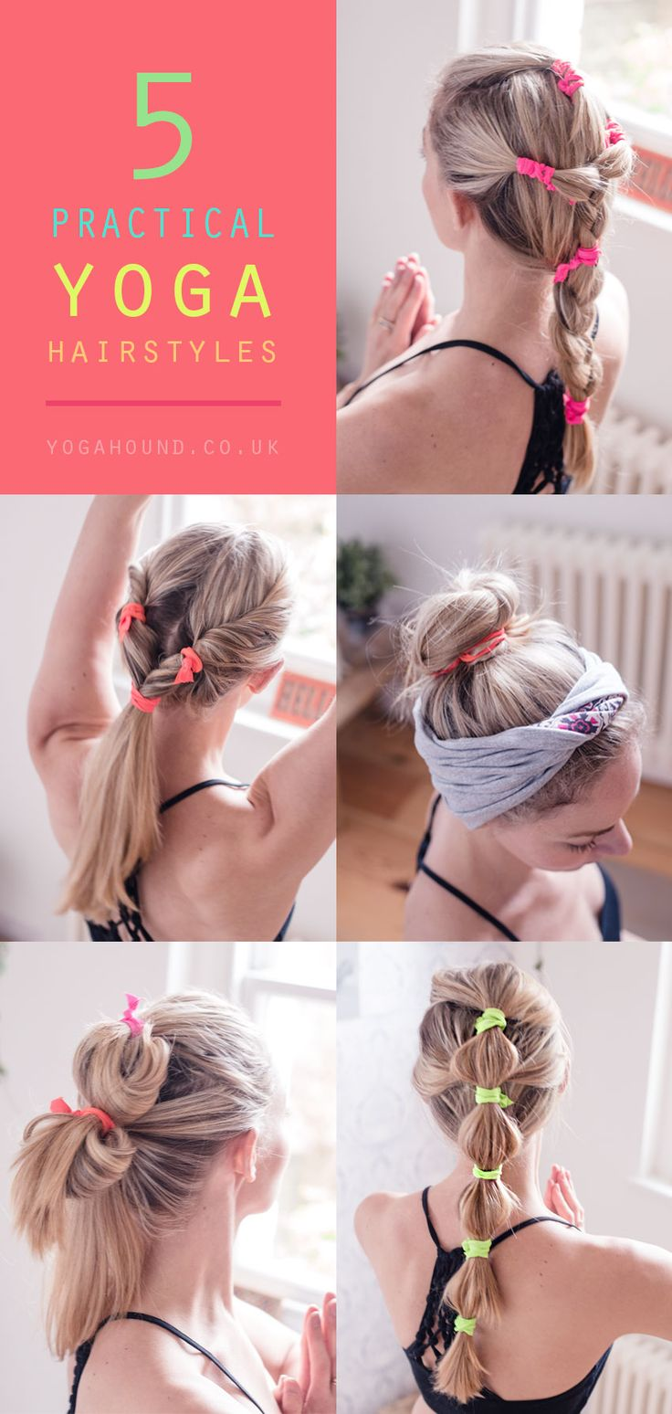 25 Best Ideas About Yoga Hair On Pinterest Neck Yoga Stretches