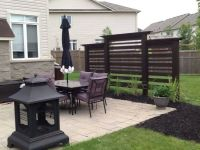 25+ best ideas about Backyard Privacy on Pinterest | Patio ...