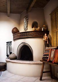 25+ best ideas about Adobe Fireplace on Pinterest ...