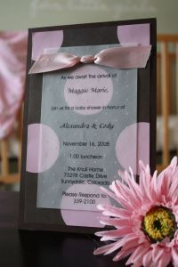 81 best images about Baby Shower invitation ideas for ...