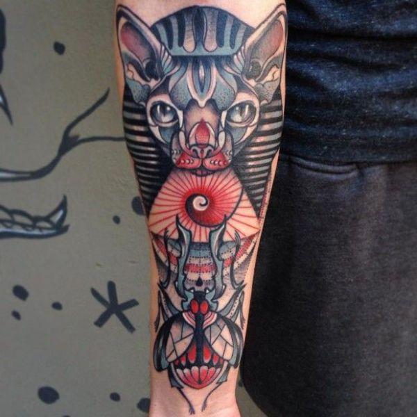 ideas egyptian tattoo