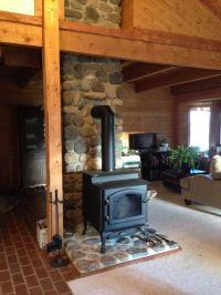 Quadra Fire 4300 Step Top wood burning stove #woodstove # ...