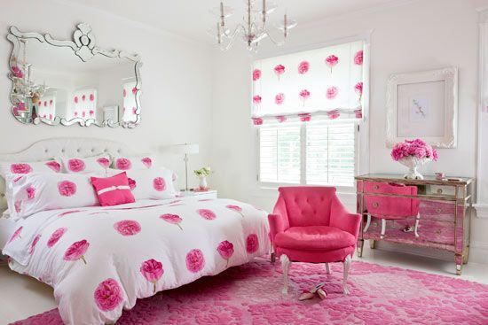17 Best ideas about Pink Bedroom Decor on Pinterest