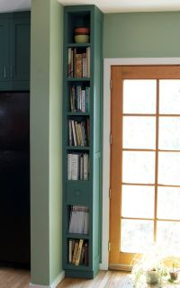 17 Best ideas about Skinny Bookshelf on Pinterest | Craft ...