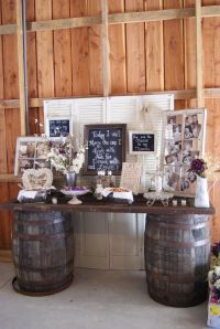 Best 25+ Guest book table ideas on Pinterest