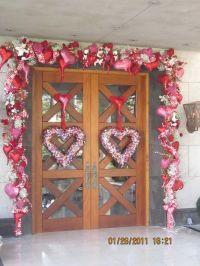 Front door! | Valentines Decor | Pinterest | Front doors ...