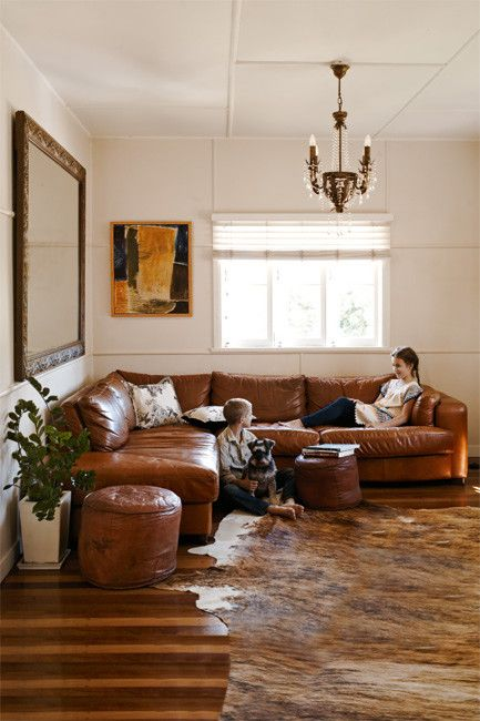 25 best ideas about Leather Corner Sofa on Pinterest  Brown corner sofas 2 seater corner sofa