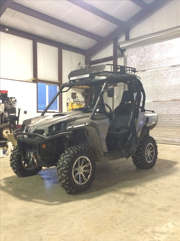25+ best ideas about Can Am Commander on Pinterest