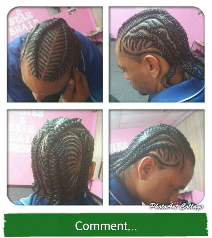 232 Best Images About Braided Hairstyles For Black Boys Men On