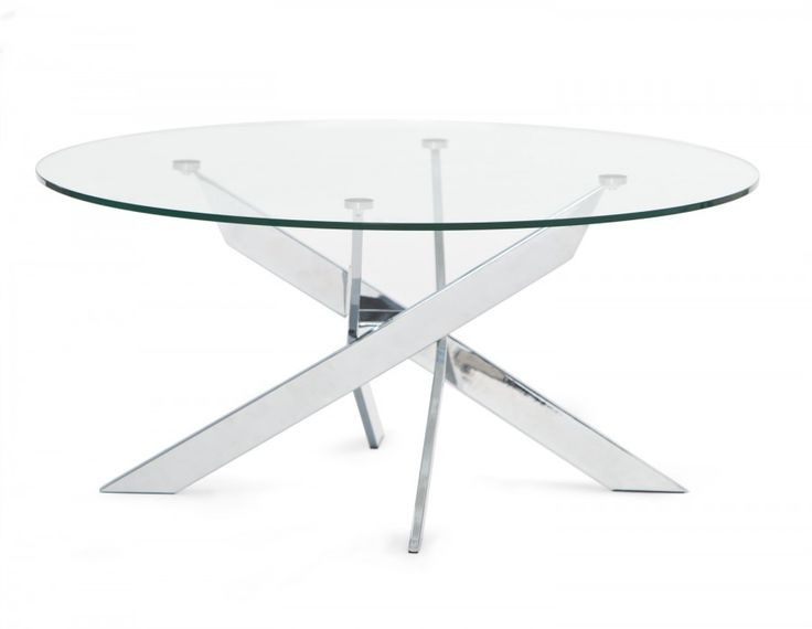 1000 Ideas About Round Glass Coffee Table On Pinterest