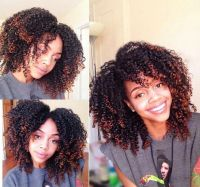 Best 25+ Dyed Natural Hair ideas on Pinterest | Natural ...