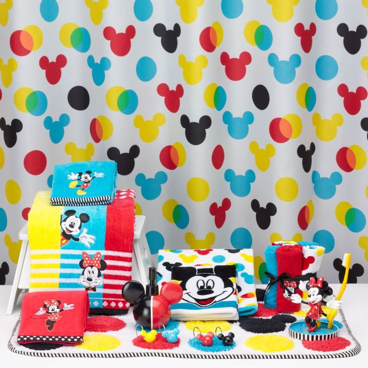 25 Best Ideas About Mickey Mouse Shower Curtain On Pinterest
