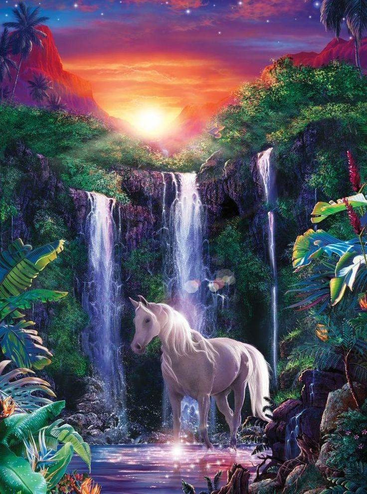 Christian Fall Iphone Wallpaper Masterpieces Christian Riese Lassen Crystal Falls Glitter