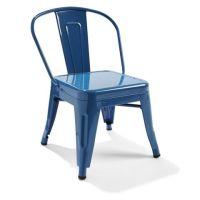 Kids Metal Chair - Blue | Kmart | Kmart & Target Australia ...