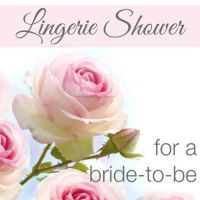 Personal shower ideas; food and decor for a lingerie ...