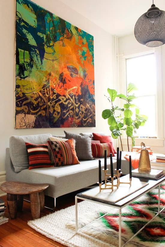25+ best ideas about Living room artwork on Pinterest