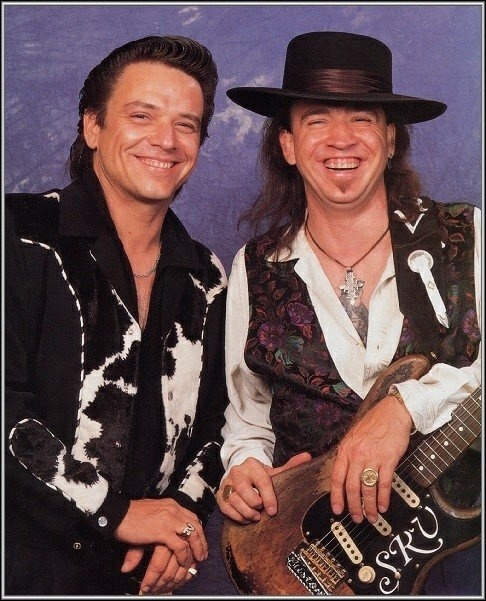 17 Best images about  Stevie Ray Vaughan  on Pinterest  Guitar players Ray vaughan and