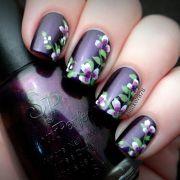 1000 ideas flower nails