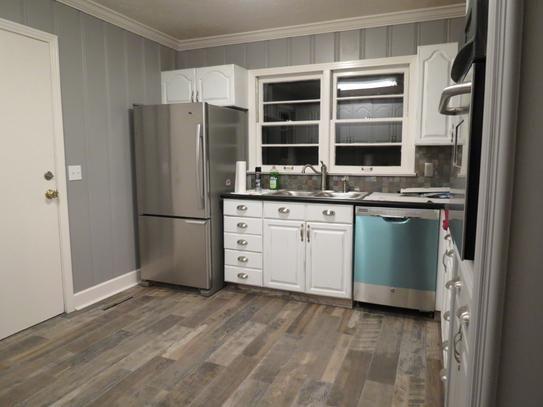 home depot kitchen floor tiles cabinet islands marazzi montagna wood weathered gray 6 in. x 24 in ...