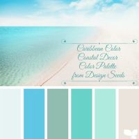 25+ best Coastal color palettes ideas on Pinterest ...