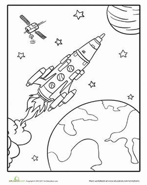 23 best Kids-Space week! images on Pinterest