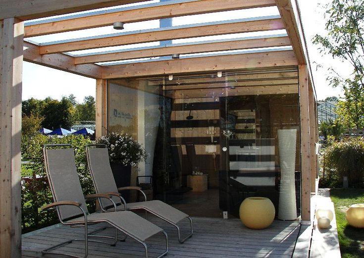 gartenhaus holz mit terrasse - boisholz,