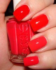 ideas bright red