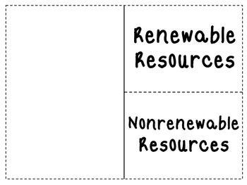 Renewable And Nonrenewable Energy Worksheets High School