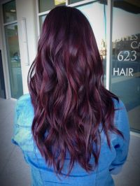 Best 25+ Red violet hair ideas only on Pinterest | Red ...