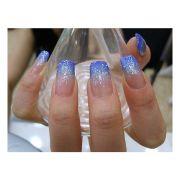 1000 royal blue nails