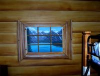 17 Best ideas about Log Cabin Bedrooms on Pinterest | Log ...