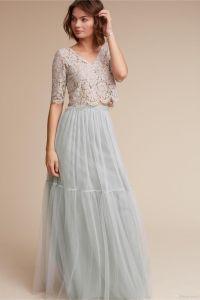 Best 20+ Two Piece Bridesmaid Dresses ideas on Pinterest