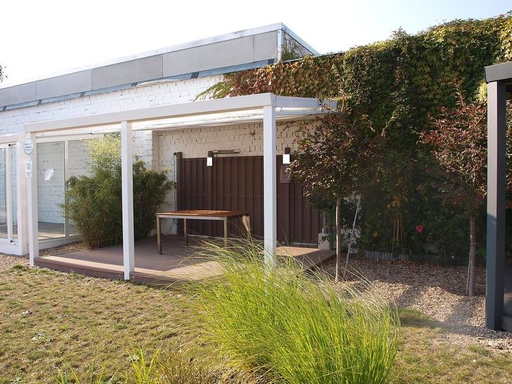25 Beste Ideeën Over Alu Terrassenüberdachung Op Pinterest