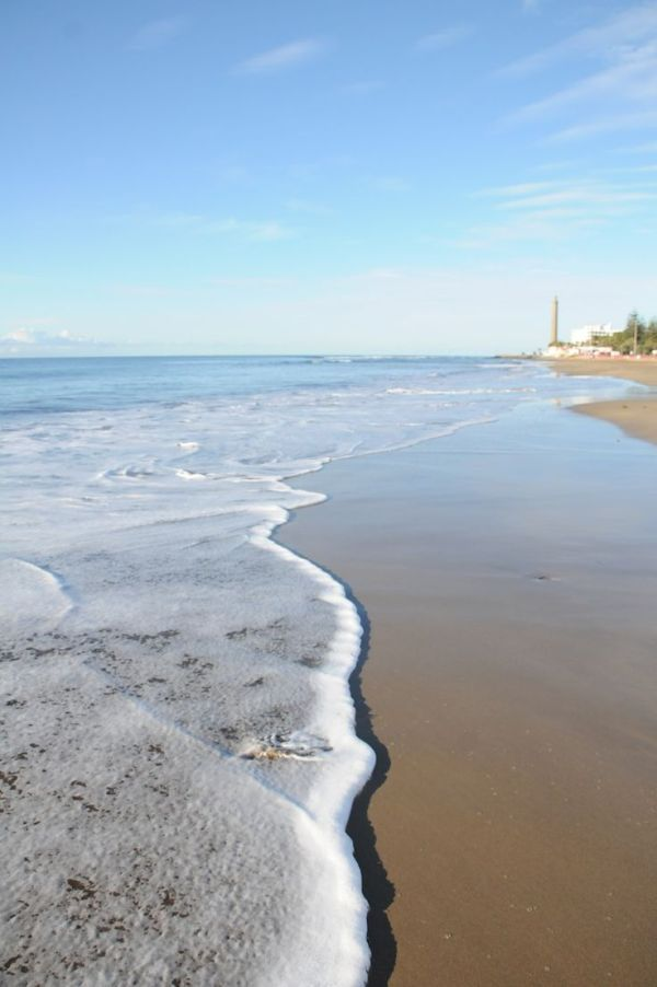 Playa Ingles Gran canaria Gran Canaria Pinterest