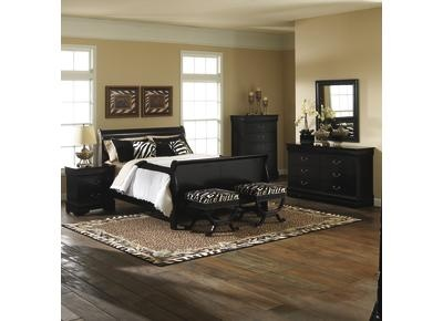 At badcock, we offer a wide selection of living room furniture for you to choose from. Badcock Furniture-Carrington Bedroom (Queen) sleigh bed in ...