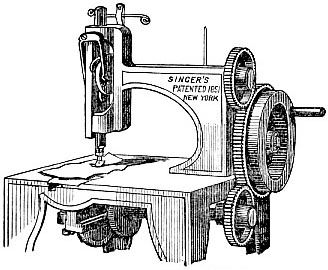 1000+ images about The Simplicity of Sewing Machines on