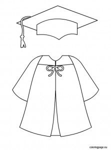 17 Best ideas about Graduation Cap And Gown on Pinterest