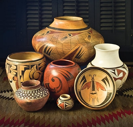 De 25 bedste ider inden for Native American Pottery p