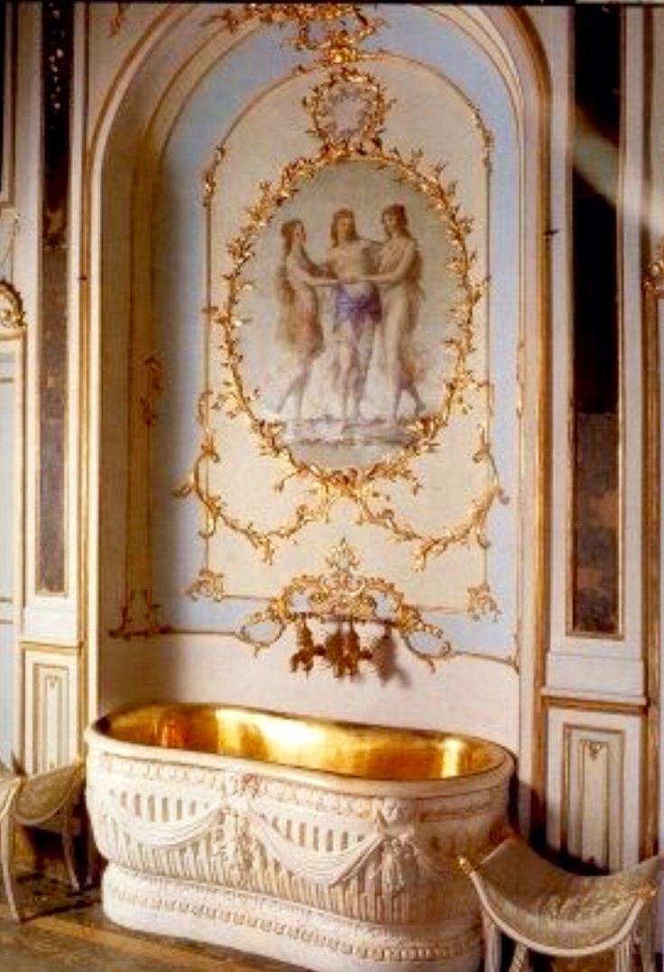 Bao De Mara Antonieta en Versalles  Maria Antonieta