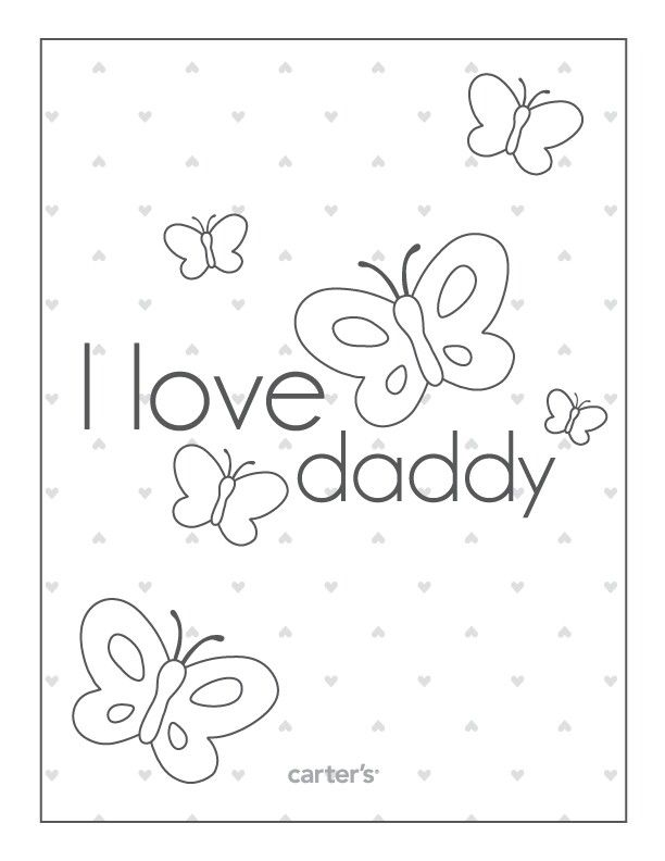 11 best images about Father's Day Coloring Sheets on
