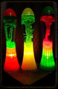 Cool Green Lava Lamp Oil