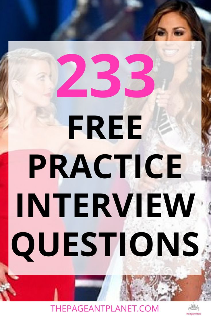17 Best Images About Pageant Interview Tips On Pinterest