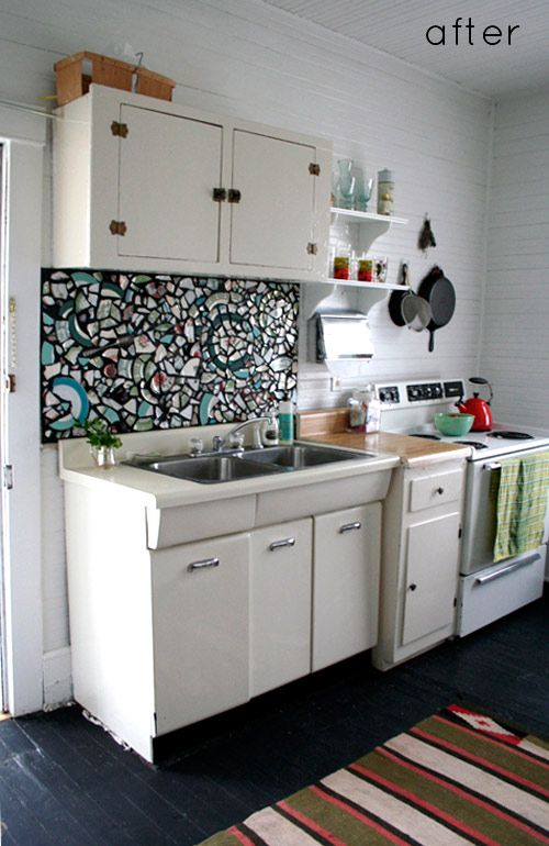 105 best images about Mosaic Back Splashes on Pinterest