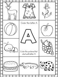 The 25+ best ideas about Beginning Sounds Worksheets on ...