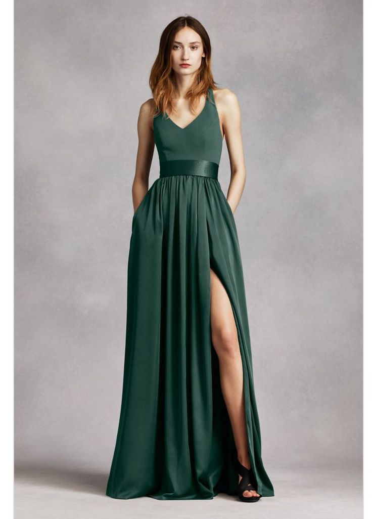 17 best ideas about Vera Wang Bridesmaid Dresses on