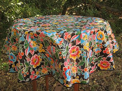 1000 images about custom Mexican oilcloth tablecloths on