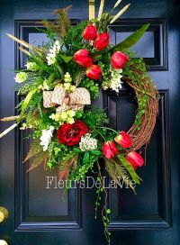 1000+ ideas about Front Door Wreaths on Pinterest | Front ...