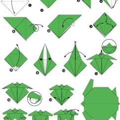 Star Flower Origami Diagram Shotgun Schematics Or 折り紙 - How To Create Any Kind Of Object/animal/flower Just Folding The Paper | Japan ...