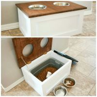 1000+ ideas about Dog Food Stations on Pinterest | Dog ...