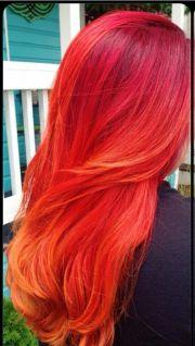 ideas red orange